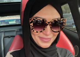 بالفيديو- سالي عبد السلام: الحجاب أمنية حياتي