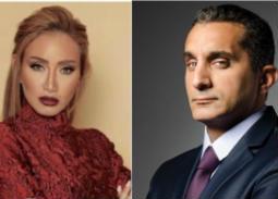 بالفيديو- ريهام سعيد تهاجم باسم يوسف: السبب في وقف برنامجي