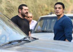 """محمد علي ينتهي من  مسلسل """"طايع"""""""