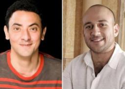 صورة- فتحي عبد الوهاب يلتقط Selfie مع أحمد مكي ويعقب: الضحية المستحيلة