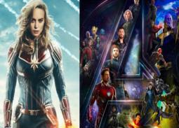 """""""كابتن مارفل"""" تحل محل """"أيرن مان"""" في فيلم Avengers المقبل"""