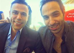 أحمد فهمي ومحمد إمام