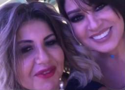 فيفي عبده وبوسي شلبي