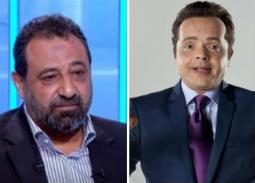 هنيدي ومجدي عبد الغني