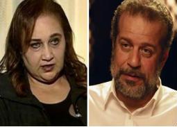 """ماجدة خير الله تهاجم شريف منير: """"متحزم"""" من 25 سنة"""