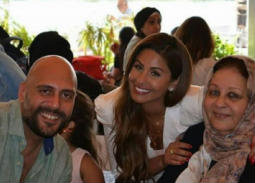 12 صورة- من عقد قران مي سليم ووليد فواز.. احتفال عائلي وسهرة أصدقاء