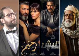 """استطلاع رمضان 2018- ياسر جلال وأمير كرارة وعبلة كامل ونور يتصدرون و""""نسر الصعيد"""" الأفضل و""""الوصية"""" أفضل مسلسل كوميدي.. اعرف القائمة كاملة"""