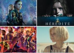 أفضل 8 أفلام أمريكية في النصف الأول من 2018.. الرعب يتطور وأحدها اتهم بالعنصرية