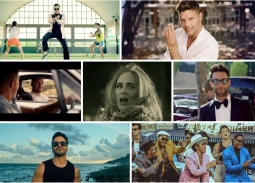 بالفيديو- أغاني كسرت حاجز المليار مشاهدة!