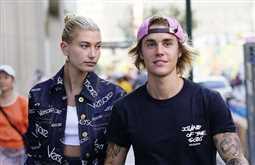 هل تثبت هذه الصور زواج جستن بيبر وعارضة الأزياء هايلي بالدوين؟