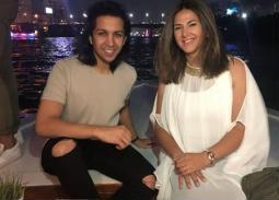 بالفيديو- هشام جمال يخرج عن صمته ويتحدث عن خلافه مع دنيا سمير غانم