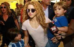 بالفيديو.. شاكيرا تستعد لحفلها في لبنان