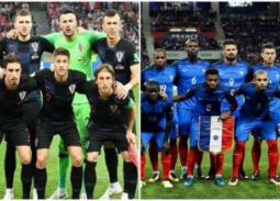 تعرف على القنوات الناقلة لمباراة فرنسا وكرواتيا في نهائي كأس العالم والمعلقين عليها