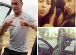 """بالفيديو- مشاهير العرب يشاركون في تحدي kiki الشهير .. """"هزار"""" عصام الحضري وإضافات سما المصري"""
