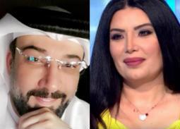 زواج عبير صبري من المحامي أيمن البياع..روجينا أول المهنئين