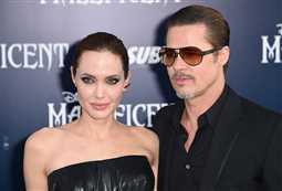 أنجلينا جولي تتهم براد بيت بأنه لا ينفق على أطفاله.. تنتظر الطلاق