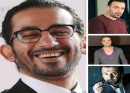 الأزمات تطيح بالسقا وعز وكريم عبد العزيز من موسم عيد الأضحى.. وحلمي يتمسك بالأمل