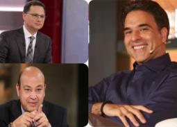 خاص- هل يرحل شريف عامر عن MBC بسبب عمرو أديب؟ مازن حايك يوضح