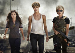 """البطولة النسائية تسيطر على الجزء الجديد من Terminator بقيادة """"سارة كونر"""""""