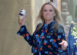 ريس ويذرسبون: إلقاء المثلجات على ميريل ستريب من أفضل 5 لحظات في حياتي