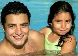 شاهد أحدث صور لابنة أحمد الفيشاوي... أصبحت شابة