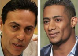 محمد رمضان ومحمد الغيطي