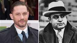 """صورة - هل نجح توم هاردي في التحول لزعيم العصابات الأشهر """"آل كابوني""""؟"""