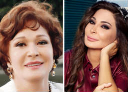 بالفيديو- لبلبة تدعم إليسا وترقص معها في حفلها بأعياد بيروت