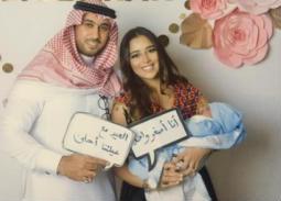 لهذا السبب تتحفظ بلقيس فتحي على ظهور ابنها في الإعلام