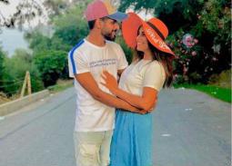 14 صورة - إسراء عبد الفتاح وحمدي الميرغني يستجمان في تركيا