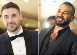 أحمد سعد وأحمد عز