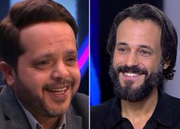 يوسف الشريف ومحمد هنيدي
