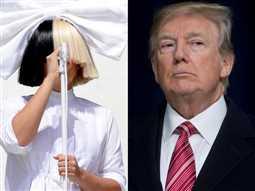 سيا تكشف عن واقعة اصابتها بالإسهال المزمن عقب لقاء دونالد ترامب