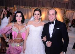 حفل زفاف ابن خالد زكي