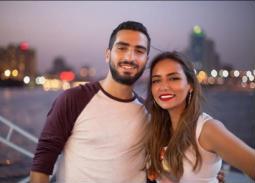 سارة الطباخ تلغي متابعتها لمحمد شرنوبي.. هل توترت العلاقة بينهما؟