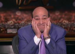 """بالفيديو- عمرو أديب معلقا على فيديو عمرو دياب ودينا الشربيني: """"هتتحسدوا"""""""