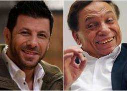 بالفيديو- إياد نصار يتذكر موقفا مضحكا مع عادل إمام