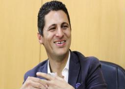 بالفيديو- عمرو منسي: أشعر بالخوف حول هذا الأمر من الدورة الثانية لمهرجان الجونة السينمائي