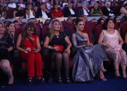 الجونة السينمائي 2018- بالصور.. النجوم في الاحتفالية الموسيقية لأفلام يوسف شاهين