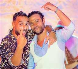 صورة- هل يجتمع محمد إمام وأحمد فهمي في عمل فني؟