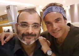 """أيمن بهجت قمر يكشف كيف أقنع عمرو دياب بأغنية """"أنت مغرور"""" في ألبومه الجديد"""