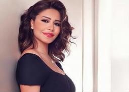 #شرطة_الموضة: مقاس فستان شيرين عبد الوهاب في حفلها بالكويت يخدعها!