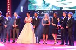 7 لقطات لم تلتقطها كاميرات حفل افتتاح مهرجان الإسكندرية السينمائي