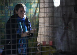 """حوار """"في الفن""""- سوزان نجم الدين: البعض مات أثناء تصوير """"روز"""" لقد كنا وسط الألغام"""