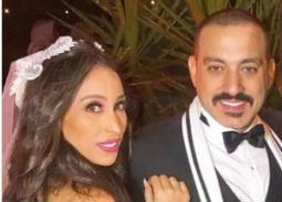 الفيديو الأول لحفل زفاف محمد دياب وهاجر الإبياري