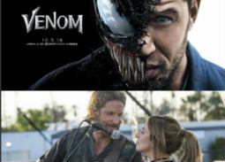 انتعاش الإيرادات الأمريكية- Venom يتحدى التقييمات السلبية بافتتاحية تاريخية وA Star is Born يلاحقه