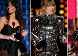 القائمة الكاملة لجوائز الموسيقى الأمريكية.. أرقام قياسية وأحداث للمرة الأولى ونصيب الأسد لتايلور سويفت