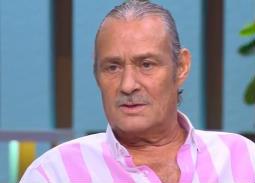 بالفيديو- فاروق الفيشاوي: هكذا اكتشفت إصابتي بالسرطان..أنا أول مريض في مصر يخضع للعلاج المكتشف حديثا