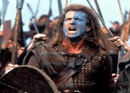 صورة- هل لاحظت هذا الخطأ في فيلم  Braveheart بعد مرور 23 عاما