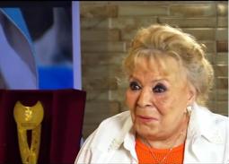 بالفيديو- نادية لطفي للإبراشي: أنت أول المعزيين في وفاتي